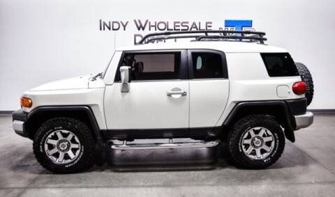 2014 Toyota FJ Cruiser for sale at Indy Wholesale Direct in Carmel IN