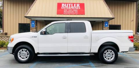 2010 Ford F-150 for sale at Butler Enterprises in Savannah GA