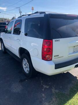 2008 GMC Yukon for sale at BRYANT AUTO SALES in Bryant AR