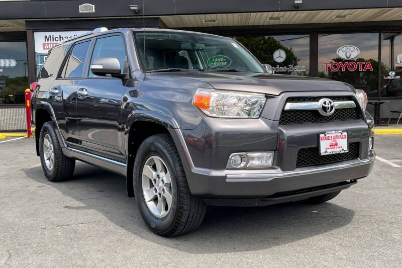 2013 Toyota 4Runner for sale at Michaels Auto Plaza in East Greenbush NY
