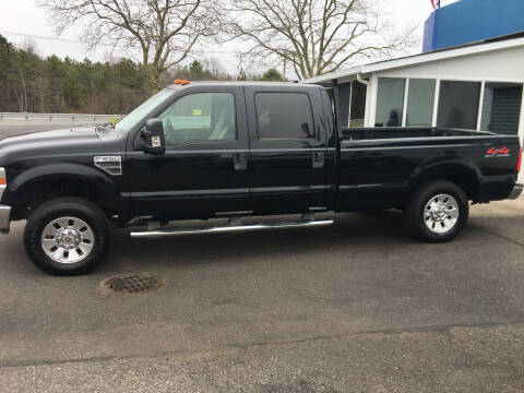 2008 Ford F-250 Super Duty for sale at King Auto Sales INC in Medford NY