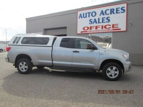 2010 Toyota Tundra for sale at Auto Acres in Billings MT