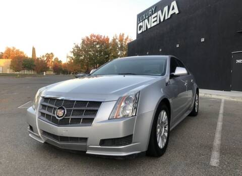 2010 Cadillac CTS for sale at Najem Auto Sale in Sacramento CA