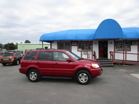 2004 Honda Pilot for sale at Jim's Cars by Priced-Rite Auto Sales in Missoula MT