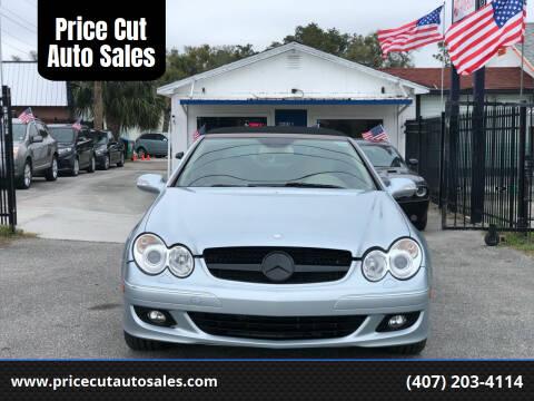 2008 Mercedes-Benz CLK for sale at Price Cut Auto Sales in Orlando FL