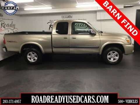 2006 Toyota Tundra for sale at Road Ready Used Cars in Ansonia CT
