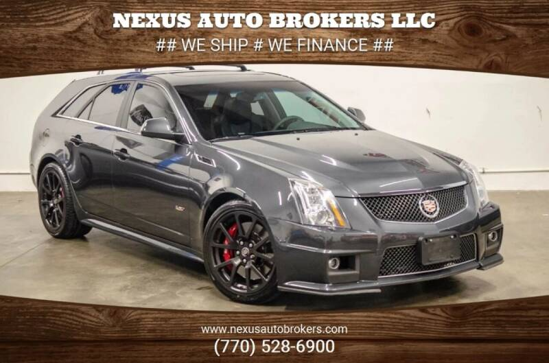 2014 Cadillac CTS-V for sale at Nexus Auto Brokers LLC in Marietta GA