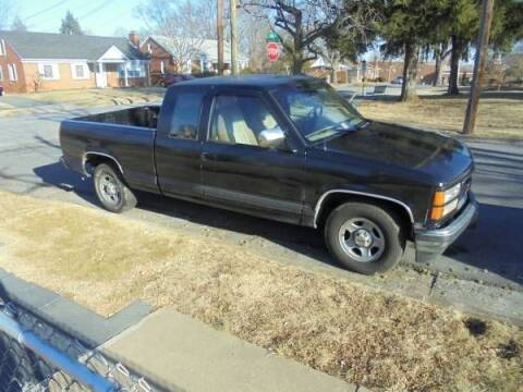 1992 Chevrolet C/K 2500 Series for sale at Classic Car Deals in Cadillac MI