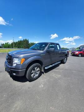 2014 Ford F-150 for sale at Jeff's Sales & Service in Presque Isle ME