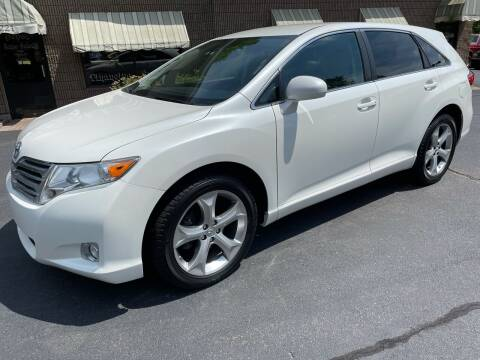 2009 Toyota Venza for sale at Depot Auto Sales Inc in Palmer MA