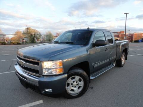 2009 Chevrolet Silverado 1500 for sale at TJ Auto Sales LLC in Fredericksburg VA