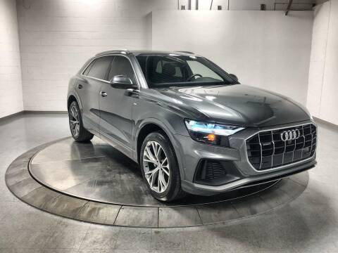 2020 Audi Q8 for sale at CU Carfinders in Norcross GA