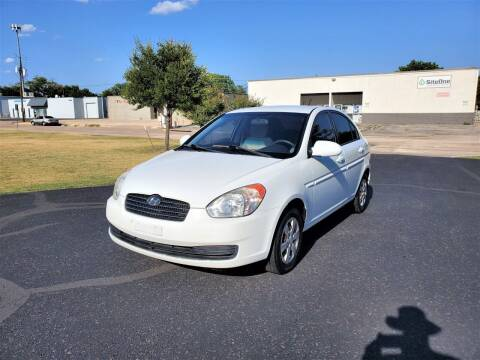 2009 Hyundai Accent for sale at Image Auto Sales in Dallas TX
