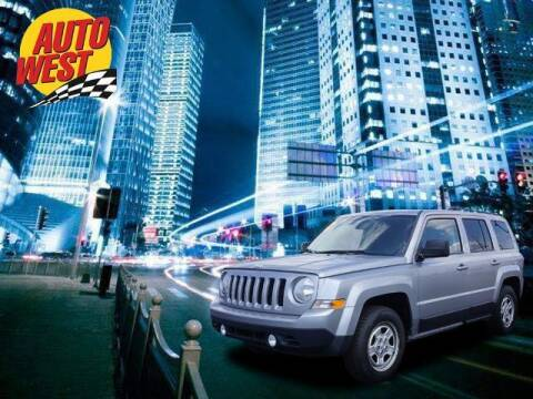 2014 Jeep Patriot for sale at Autowest of Plainwell in Plainwell MI