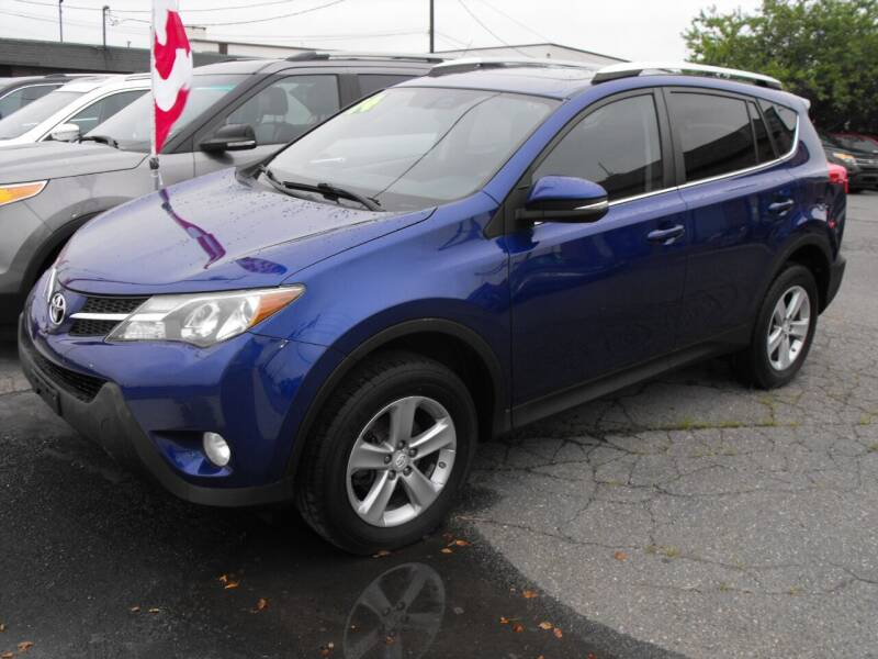 2014 Toyota RAV4 for sale at Merrimack Motors in Lawrence MA