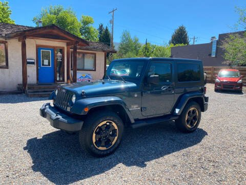 2007 Jeep Wrangler for sale at Sawtooth Auto Sales in Hailey ID