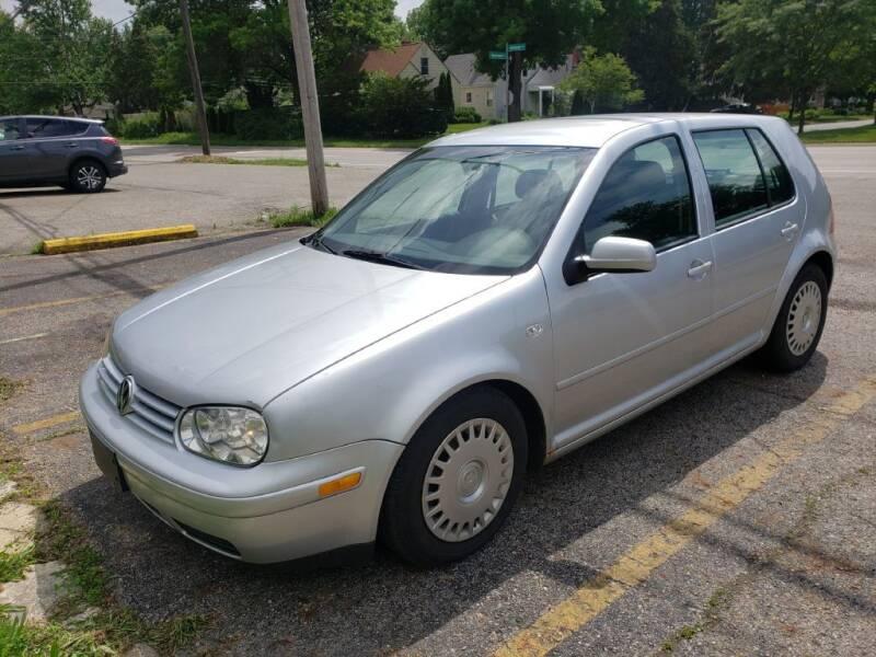 2002 Volkswagen Golf for sale at REM Motors in Columbus OH