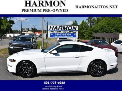 2019 Ford Mustang for sale at Harmon Premium Pre-Owned in Benton AR