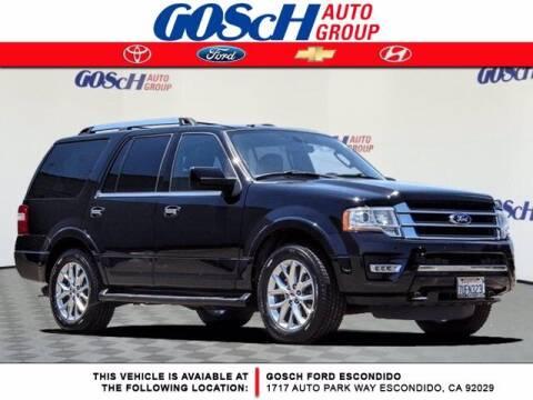 2017 Ford Expedition for sale at BILLY D SELLS CARS! in Temecula CA