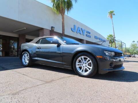 2015 Chevrolet Camaro for sale at Jay Auto Sales in Tucson AZ
