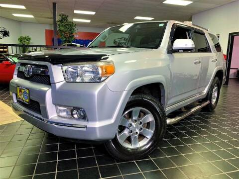 2010 Toyota 4Runner for sale at SAINT CHARLES MOTORCARS in Saint Charles IL
