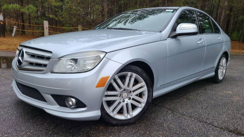 2008 Mercedes-Benz C-Class for sale at Global Imports Auto Sales in Buford GA