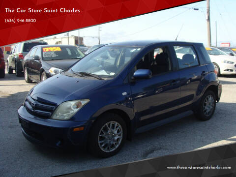 2005 Scion xA for sale at The Car Store Saint Charles in Saint Charles MO