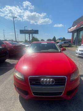 2010 Audi A4 for sale at Washington Auto Group in Waukegan IL