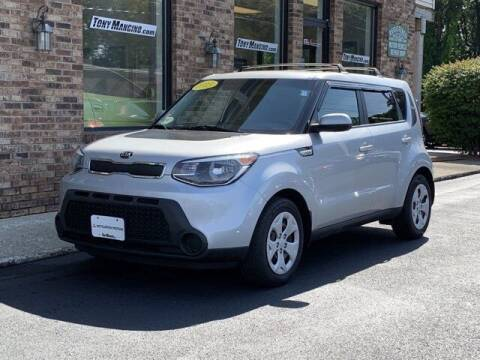 2015 Kia Soul for sale at The King of Credit in Clifton Park NY