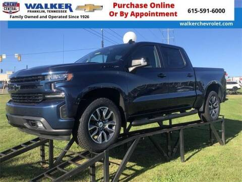 2020 Chevrolet Silverado 1500 for sale at WALKER CHEVROLET in Franklin TN