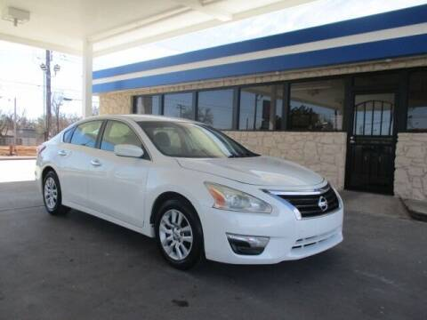 2013 Nissan Altima for sale at CAR SOURCE OKC - CAR ONE in Oklahoma City OK