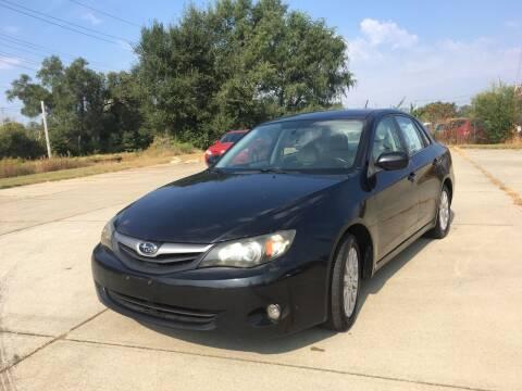 2011 Subaru Impreza for sale at Mr. Auto in Hamilton OH