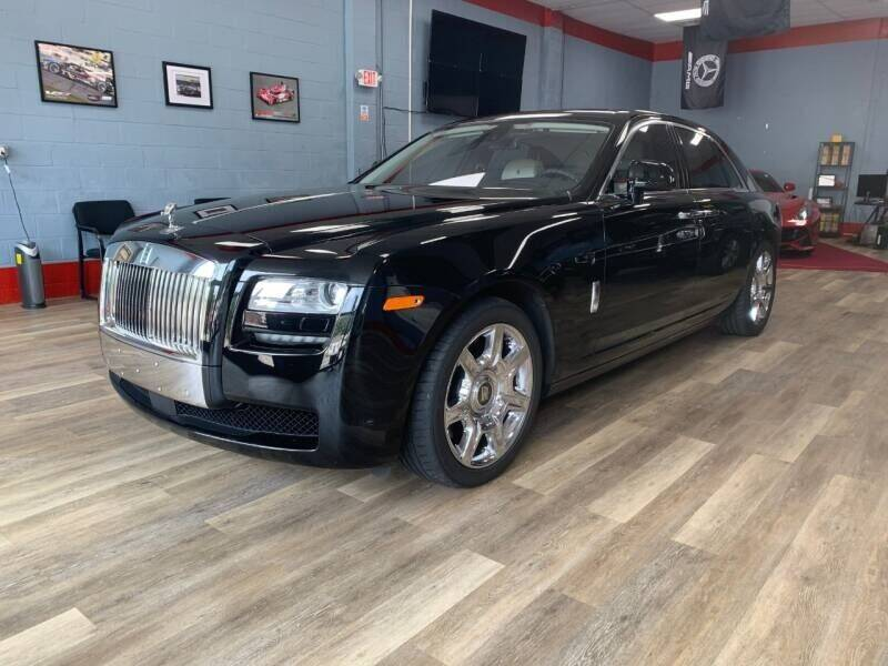 2012 Rolls-Royce Ghost for sale at MEE Enterprises Inc in Milford MA