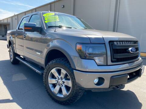 2013 Ford F-150 for sale at Xtreme Truck Sales in Woodburn OR