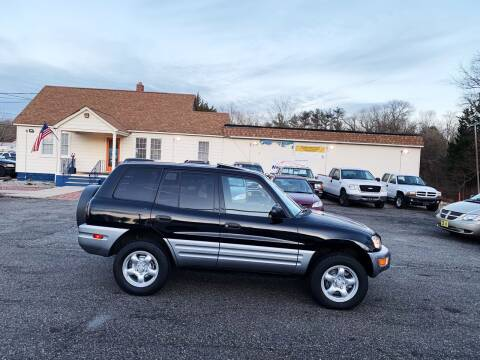 1998 Toyota RAV4 for sale at New Wave Auto of Vineland in Vineland NJ