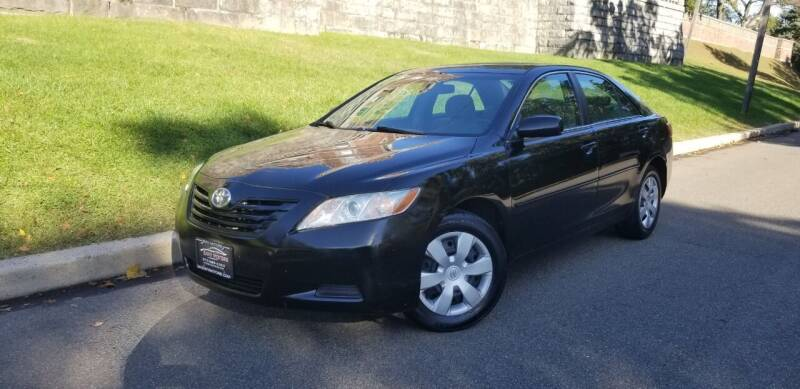 2007 Toyota Camry for sale at ENVY MOTORS LLC in Paterson NJ