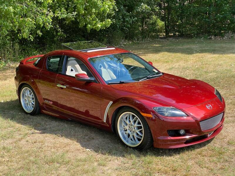 2006 Mazda RX8 Shinka  for sale at Choice Motor Car in Plainville CT
