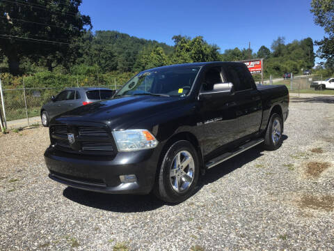2011 RAM Ram Pickup 1500 for sale at Arden Auto Outlet in Arden NC
