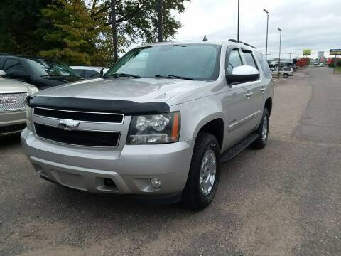 2007 Chevrolet Tahoe for sale at Affordable 4 All Auto Sales in Elk River MN