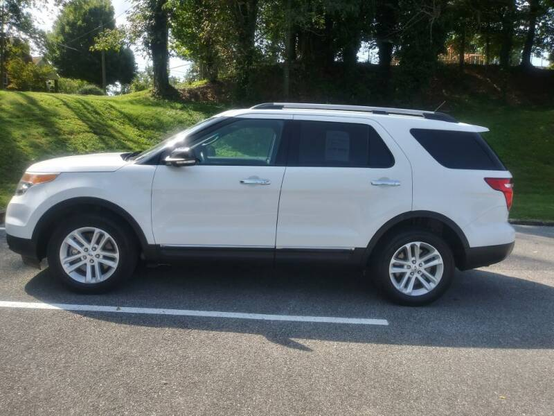 2015 Ford Explorer for sale at Thompson Auto Sales Inc in Knoxville TN