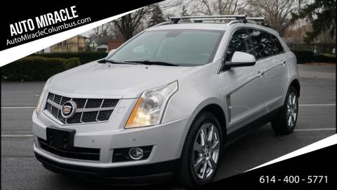 2010 Cadillac SRX for sale at Auto Miracle in Columbus OH