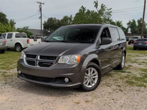 2018 Dodge Grand Caravan for sale at Auto Bankruptcy Loans in Chickasha OK
