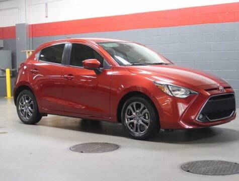 2020 Toyota Yaris Hatchback for sale at CU Carfinders in Norcross GA