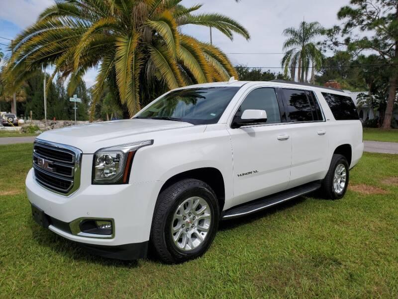 """2019 GMC Yukon XL for sale at WHEELS """"R"""" US 2017 LLC in Hudson FL"""