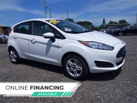 2018 Ford Fiesta for sale at Car Spot Of Central Florida in Melbourne FL