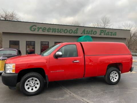 2009 Chevrolet Silverado 1500 for sale at Greenwood Auto Plaza in Greenwood MO