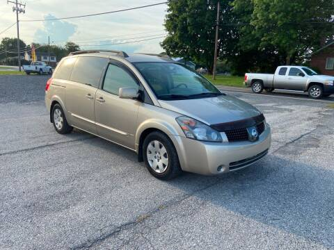 2006 Nissan Quest for sale at US5 Auto Sales in Shippensburg PA