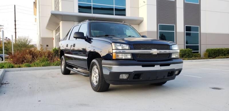2006 Chevrolet Avalanche for sale at Alltech Auto Sales in Covina CA