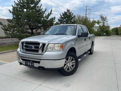 2007 Ford F-150 for sale at A & R Auto Sale in Sterling Heights MI