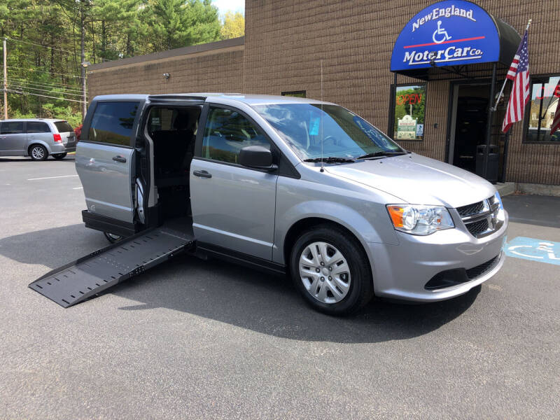2019 Dodge Grand Caravan for sale at New England Motor Car Company in Hudson NH